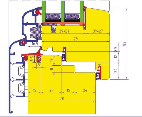 holz und holz mit aluminium fenster mit montage aus polen. Black Bedroom Furniture Sets. Home Design Ideas