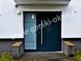 Aluminium Tür aus Polen